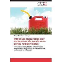 【预订】Impactos Generados Por Estaciones de Servicio En