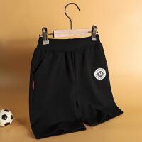 木木屋儿童短裤夏薄款2021新款裤子外穿运动童装中大童男童休闲洋气