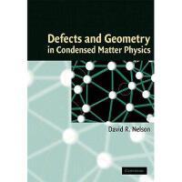 【预订】Defects and Geometry in Condensed Matter Physics