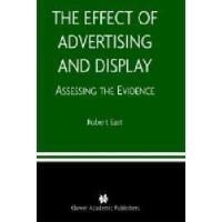 【预订】The Effect of Advertising and Display: Assessing the