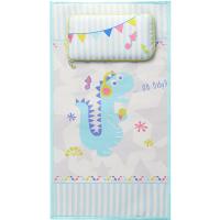 儿童席子透气夏季婴儿床凉席冰丝幼儿园专用宝宝午睡凉席
