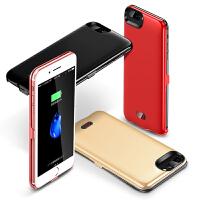 苹果6背夹充电宝iphone7电池薄6s便携一体8p手机壳式专用毫安plus无线10000M大容量X移动电源背甲迷你冲