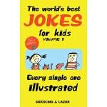 【中商原版】给孩子的笑话绘本1 英文原版 The World's Best Jokes for Kids Volume