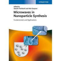 【预订】Microwaves in Nanoparticle Synthesis
