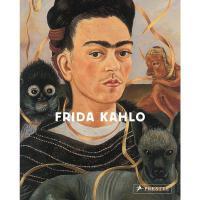 【预订】 进口原版画册Frida Kahlo弗里达・卡罗绘画集 画家作品自传