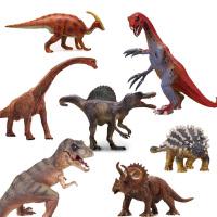 男孩儿童恐龙玩具 侏罗纪世界大号塑胶模型仿真动物套装霸王龙恐龙
