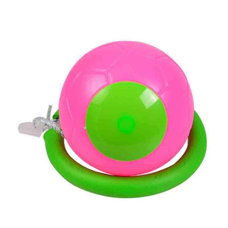 蹦蹦球户外小孩单脚跳球 幼儿园跳跳球感统训练器材儿童健身甩脚球