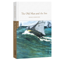老人与海The Old Man and the Sea(全英文原版,世界经典英文名著文库,精装珍藏本