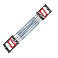 拉力器 两用扩胸器健身器材 多功能力量训练臂力器