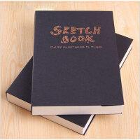 520经典素描本韩版简洁精装速写本 涂鸦本