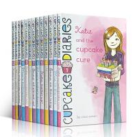 【全店300减100】英文原版绘本The CUPCAKE BAKERS Diaries Dozen Collection