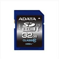 AData/威刚 32g sd卡 U1 Class10 相机存储卡 内存卡