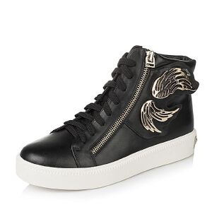 Teenmix/天美意专柜同款牛皮革女靴6WG47CD6