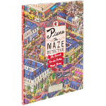 迷宫大侦探 皮埃尔 英文原版 Pierre the Maze Detective 寻找被盗的迷宫石 IC4DESIGN