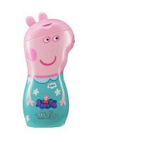 一般贸易 英国Peppa Pig小猪佩奇2合1儿童洗发水金盏花 350ml