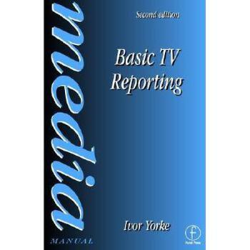 【预订】Basic TV Reporting 美国库房发货,通常付款后3-5周到货!