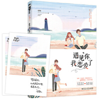 【RT9】遇见你,我恋爱了 谈轻著,大鱼文化出品 百花洲文艺出版社 9787550029262