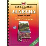 【预订】Best of the Best from Alabama Cookbook: Selected