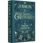 英文原版 神奇动物在哪里2 格林德沃之罪小说 Fantastic Beasts 哈利波特外传
