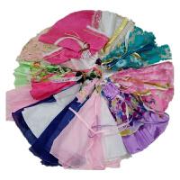 芭比洋娃娃时装短裙休闲衣服换装古装公主婚纱裙子女孩玩具