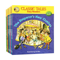 Classic Tales Easy Readers
