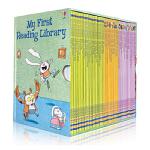 到手价185 送音频 My First Reading Library 英文原版 我的第一个图书馆 50册礼品盒装 少