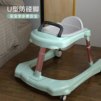 宝宝学步车可坐手推车婴儿学步车6/7-18个月多功能防侧翻男女孩宝宝可坐手推车