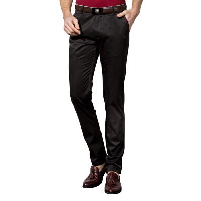 1号牛仔 男士小脚裤子韩版修身西裤春季休闲裤