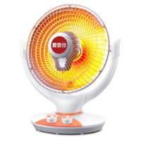 【摇头款】爱索佳800W可摇头家用小太阳两档可调取暖器电暖器电暖气暖风机烤火炉热风扇