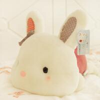 可爱生日礼物送女生趴趴兔公仔大号毛绒玩具布娃娃兔子玩偶小白兔
