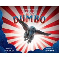 【中商原版】小飞象设定集 英文原版 The Art and Making of Dumbo 迪士尼动画电影艺术设定集