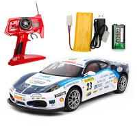 法拉利遥控车 F430特别版跑车充电儿童玩具Ferrari车模型儿童玩具车模型赛车 Ferrari F430 23号车