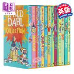 【中商原版】罗达尔16册套装 Roald Dahl 16 Copy Complete Collection 故事合集