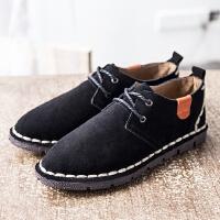 CUM 低帮户外休闲鞋男士复古系带男鞋2017春季新款鞋板鞋