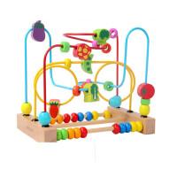 儿童串珠绕珠大号1-2周岁宝宝玩具 1-3岁 6-12个月