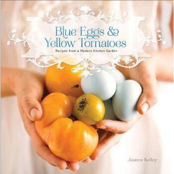 【预订】Blue Eggs and Yellow Tomatoes: A Backyard 美国库房发货,通常付款后3-5周到货!