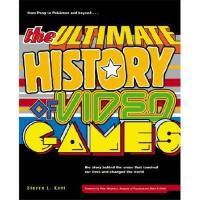 【预订】The Ultimate History of Video Games: From Pong to