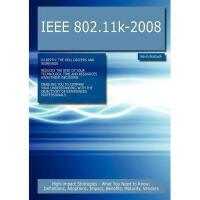 【预订】IEEE 802.11k-2008: High-Impact Strategies - What You