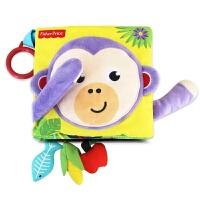 费雪撕不烂立体小布书013岁儿童宝宝婴儿早教玩具绘本儿童节礼物