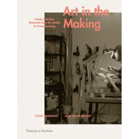 Art in the Making: Degas制作:德加的艺术 艺术的发展史