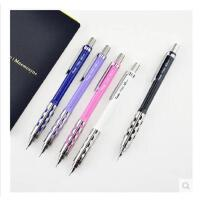 日本Pentel派通P365金属自动铅笔0.5mm活动铅笔 手绘漫画书写铅笔