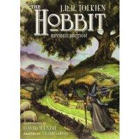 【现货】英文原版The Hobbit: Graphic Novel霍比特人:图画小说