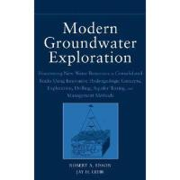 【预订】Modern Groundwater Exploration: Discovering New