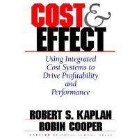 【预订】Cost & Effect