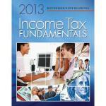 【预订】Income Tax Fundamentals 2013 (with H&r Block at Home
