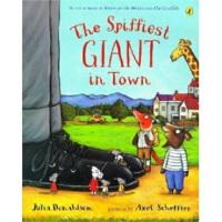 【正版现货】The Spiffiest Giant in Town 英文原版 Julia Donaldson,Axel