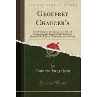 【预订】Geoffrey Chaucer's: The Prologue to the Book of the Tal