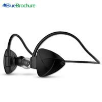 【当当特惠】BlueBrochure 蓝牙耳机 SH03D 手机耳机 迷你 音乐 运动 智能耳机 一拖二 立体声音乐
