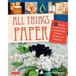 【预订】All Things Paper: 20 Unique Projects from Leading