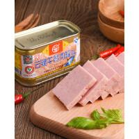 德和 云腿午餐肉罐头198g